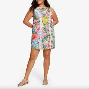 NWOT Lilly Pulitzer Target Nosey Posie Dress